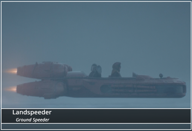 This image has an empty alt attribute; its file name is Landspeeder-Name-Plate.png