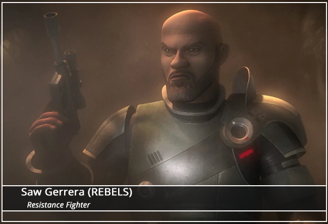 This image has an empty alt attribute; its file name is Saw-Gerrera_REBELS_FA.png