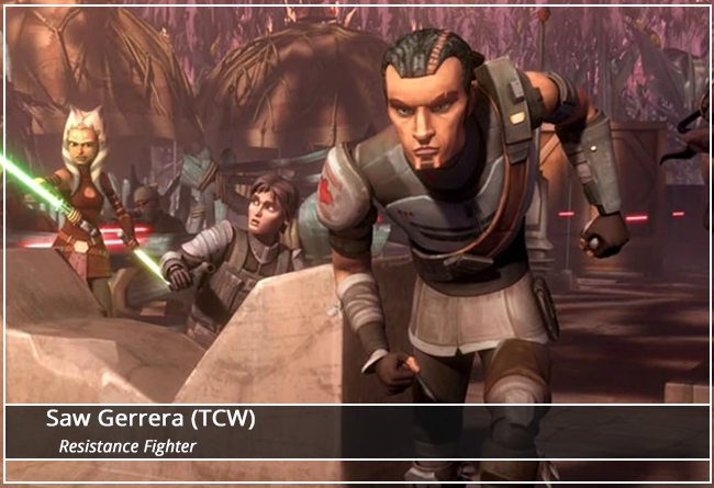 This image has an empty alt attribute; its file name is Saw-Gerrera_TCW_FA.png