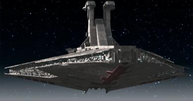 Venator II-class Star Destroyer