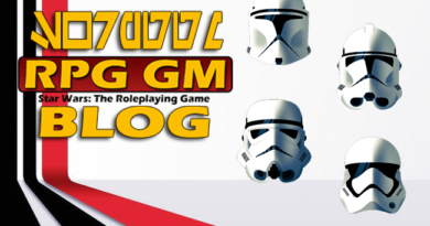 Evolution of the Stormtrooper