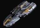 Lethisk-Class Armed Freighter
