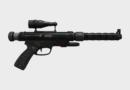 RG-4D Blaster Pistol